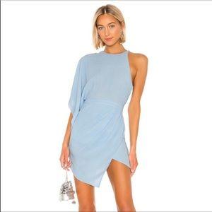 Michael Costello x Revolve Lexa Dress One Shoulder